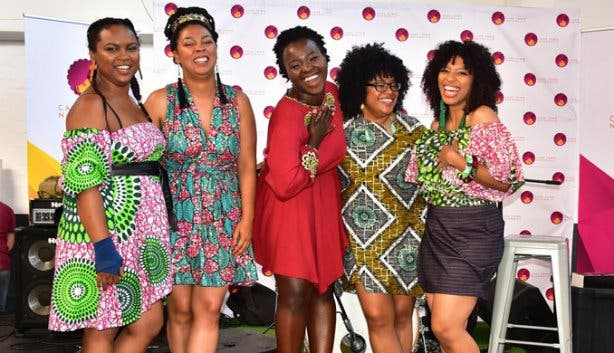 Cape Town Natural Hair Fest