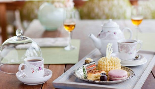 Winelands Tea at La Motte