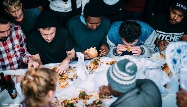 Street Food Festival Cape Town 1