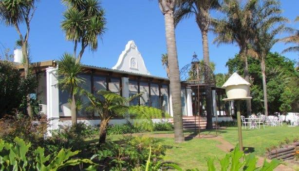 Restaurant at Saxenburg Wine Farm Stellenbosch