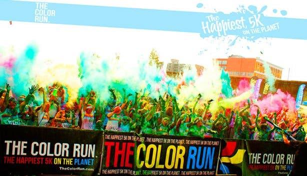 The Color Run Cape Town 3