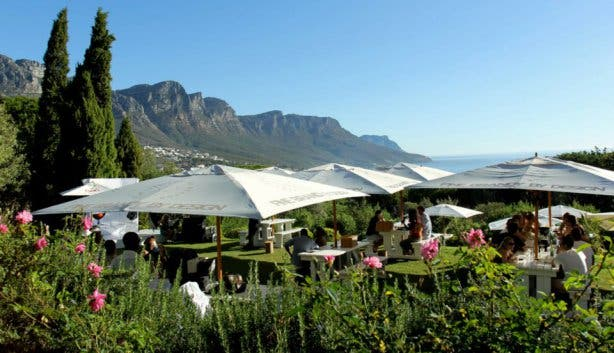 The Roundhouse Cape Town