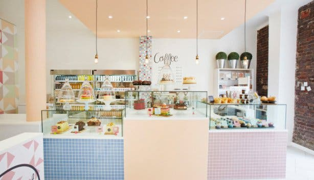 Velvet Cake Company and Coffee Shop in Cape Town