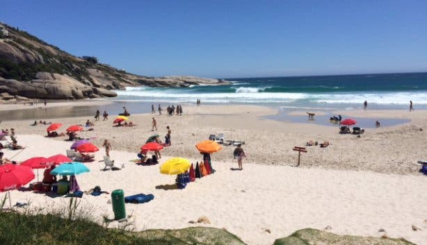 Strand Llandudno Kaapstad