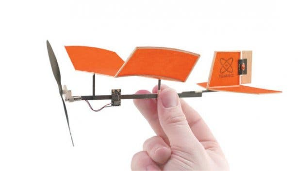 Paper plane 2011