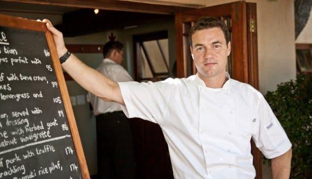 Michael Broughton of Terroir Restaurant