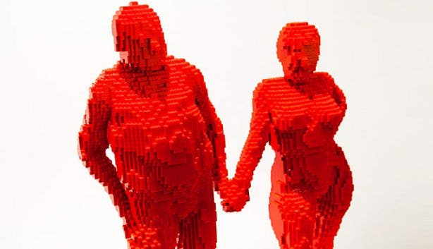 Art of the Brick Lego Exhibition Cape Town Everlasting