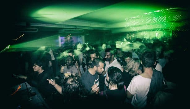 Vice City nightclub in Cape Town 8