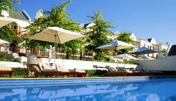 Swimming Pool Kleine Zalze