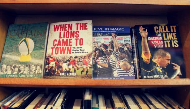 bookshops in cape town