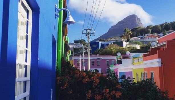 Bo-Kaap Kapstadt