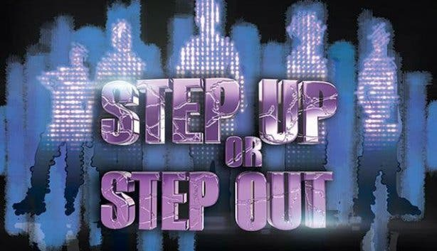 step up or step out 3