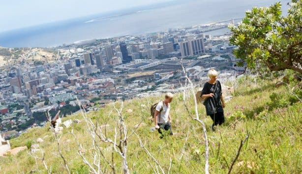 woodstock Cave hike | hi tec hike | table mountain hike