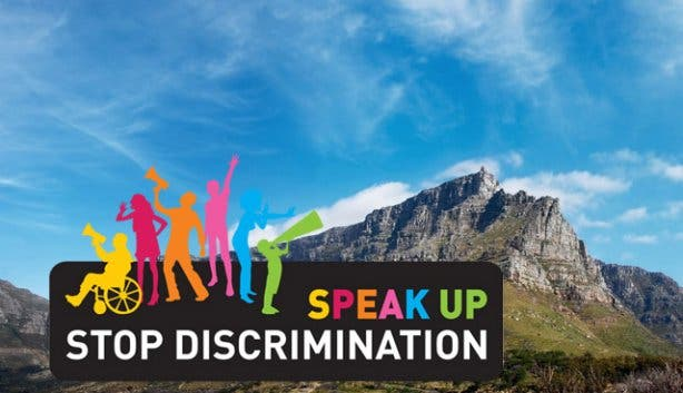 Human Rights Day in Cape Town