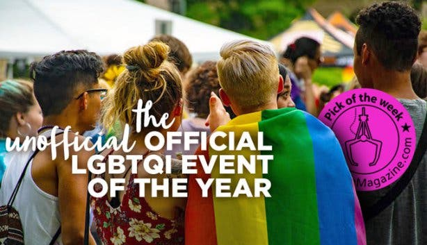 Pick of the week - LGBTQI Pink Party