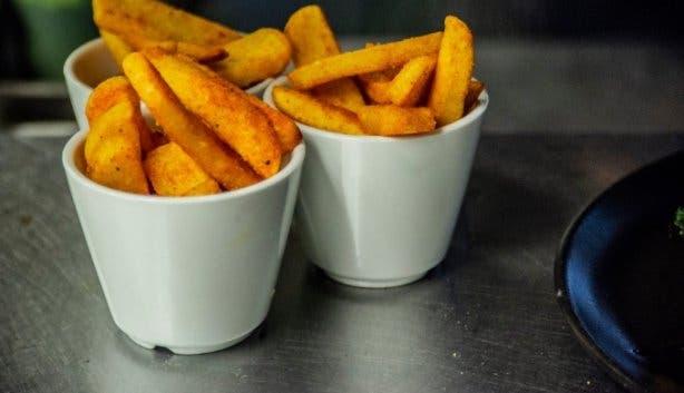 Chard Grill & Wine Bar Fries