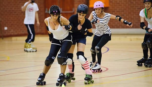 Roller Derby in Cape Town
