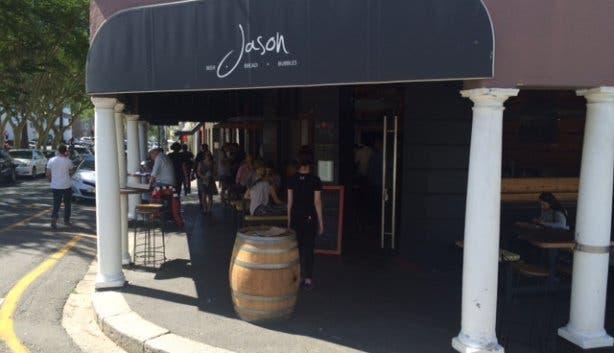 Jason bakery Kaapstad