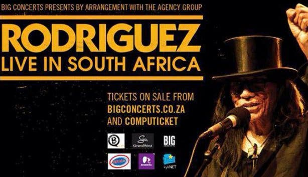 Rodriguez Concert in Cape Town 3