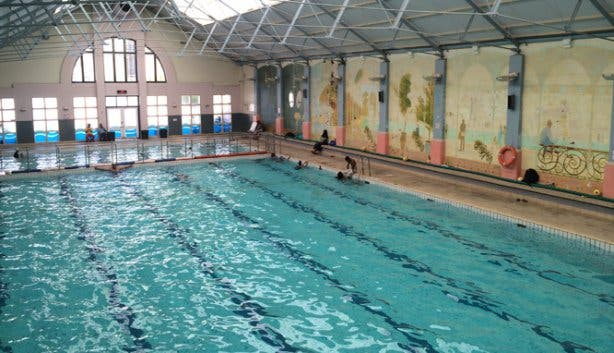 Swimming Pools in Cape Town Long Street Baths