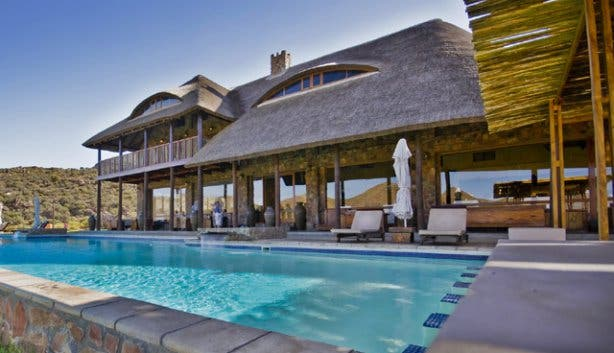 Aquila overnight game lodge