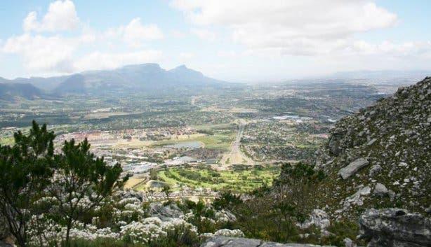 Steenberg Peak