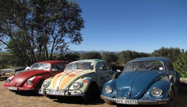 best beetle car rental cape town