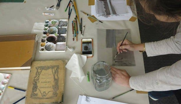 Monotype Workshop at Warren Editions