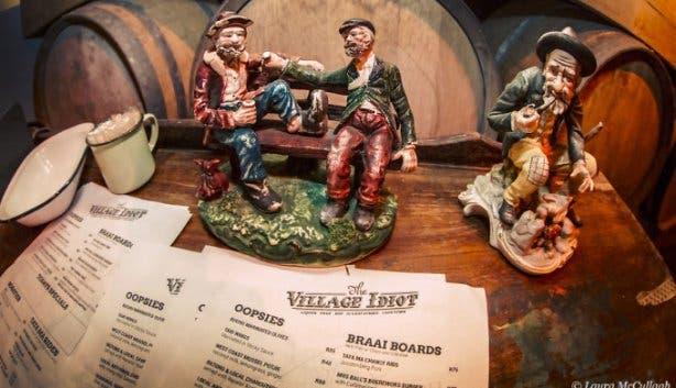 The Village Idiot Restaurant & Bar in Cape Town