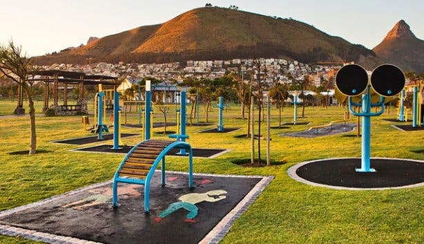 Green Point Urban Park