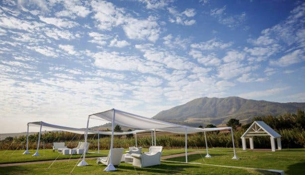 Goeters Decor for Outdoor Functions Venues