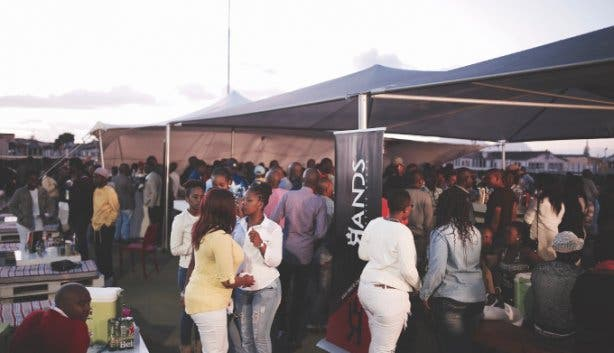 Rands Lifestyle Space in Khayelitsha