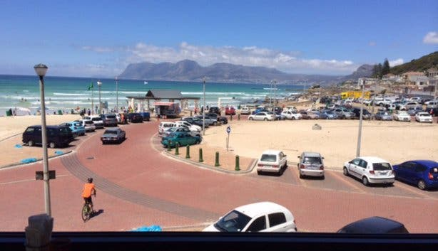 Tiger's Milk Restaurant View Muizenberg
