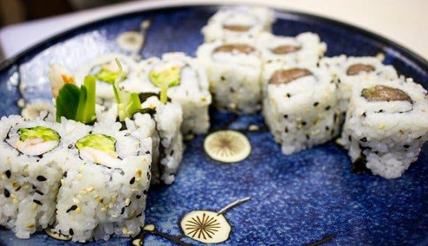 Obi Restaurant Sushi Roll 2