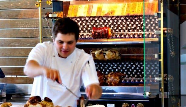 Franschhoek Summer Wines Chef