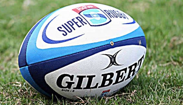 Vodacom Super 15 rugby gilbert ball