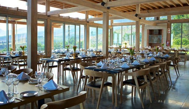 Idiom Restaurant and Wine Centre Interior