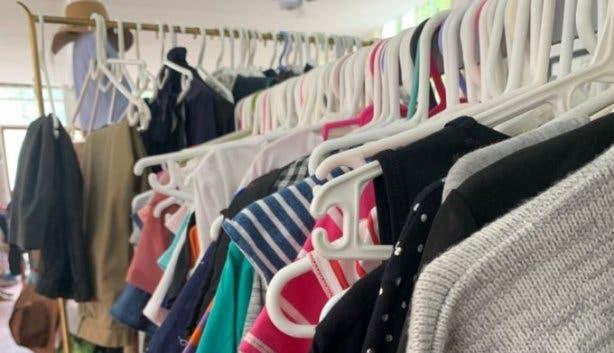 Second-hand clothes Oasis Association Claremont