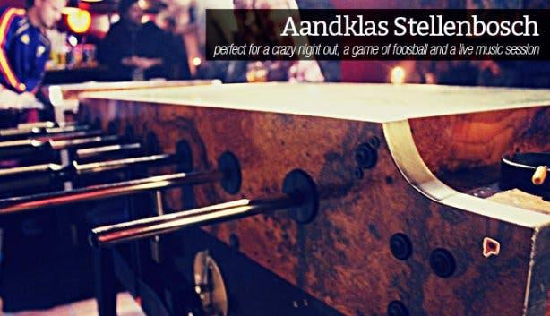 Discover Stellenbosch Aandklas