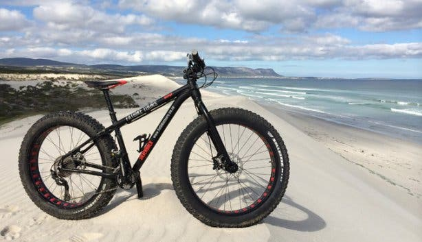 Fatbike Beach Bicycle Tours Western Cape