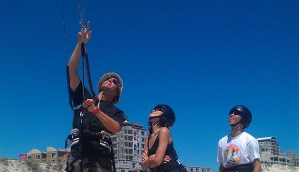 High Five Kitesurfing beginner lessons Cape Town