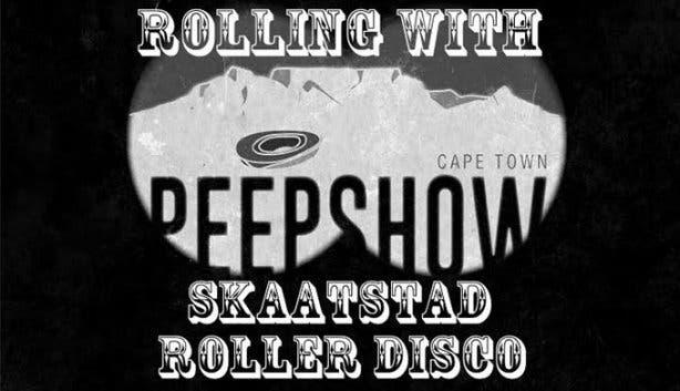 Rolling with Peep Show Skaatstad Roller Disco 1