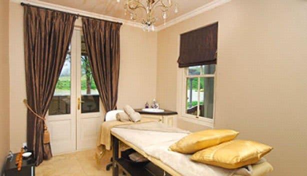 Healing Earth Massage Room