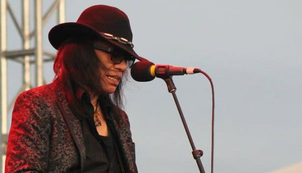 Rodriguez Concert in Cape Town 2