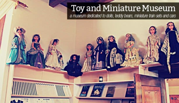 Discover Stellenbosch Toy and Miniature Museum 2