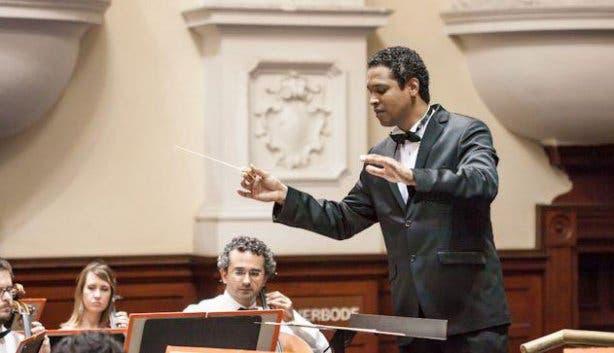 Len van Zyl conductors competition