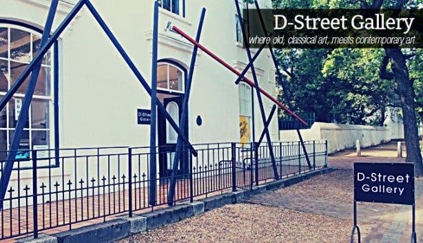 Discover Stellenbosch D-Street Gallery