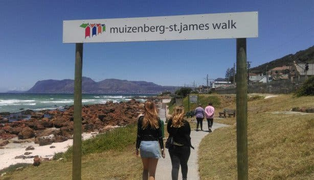 Muizenberg St.James Walk