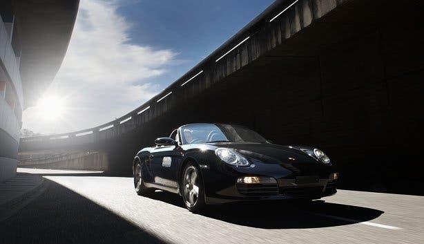 Porsche Boxter 4