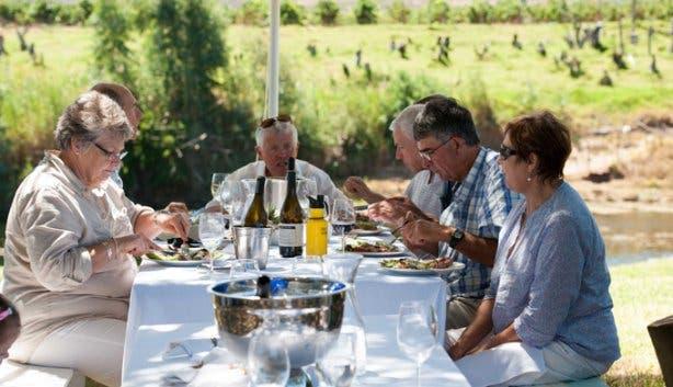 Robertson Hands-on Harvest Wine Festival